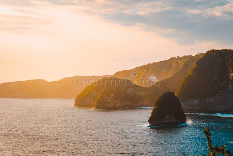 Isla de Nusa Penida imagen de archivo libre de regalías