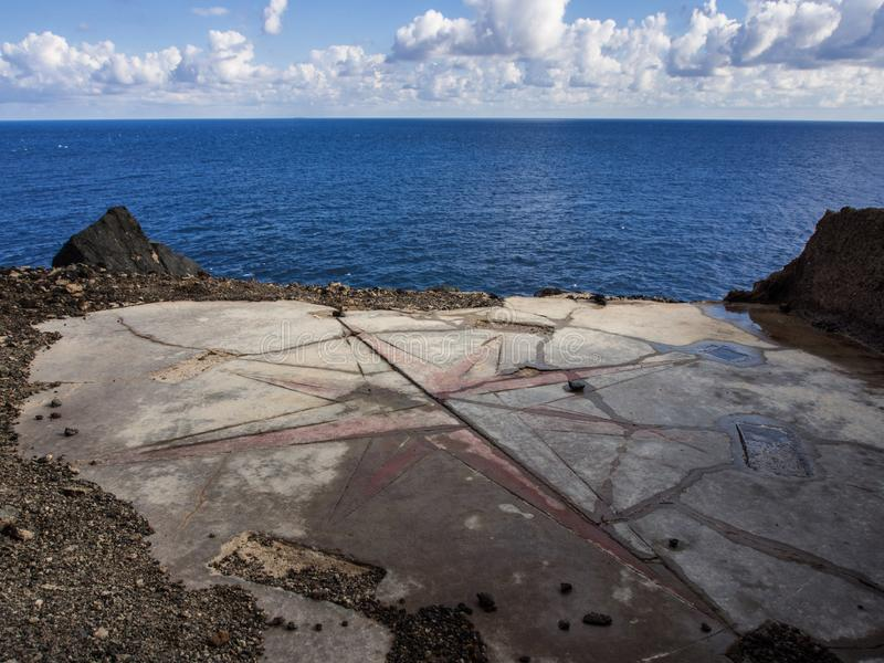 Isla de Pantelleria, Sicilia, Italia imagenes de archivo