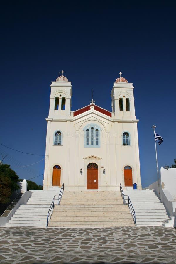 Isla de Paros, Grecia - imagen de archivo libre de regalías