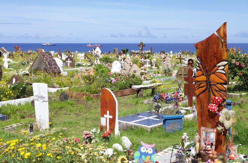 Isla de pascua, Chile fotografía de archivo libre de regalías