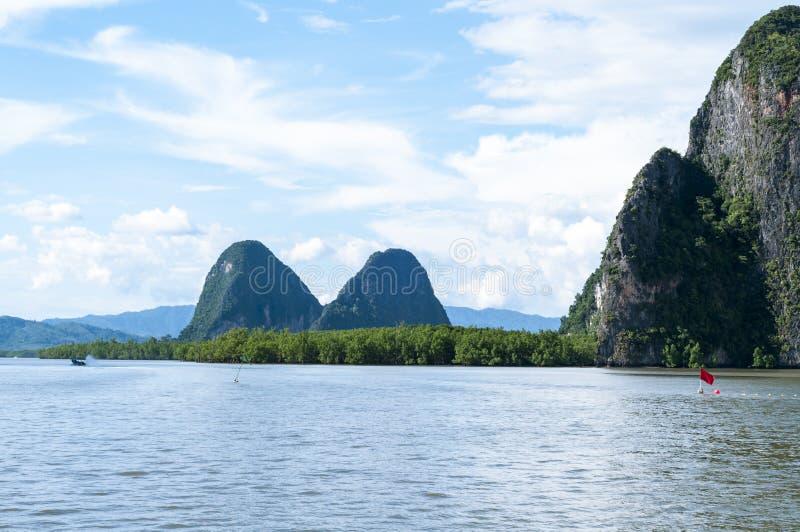 Isla de Phuket en Tailandia foto de archivo libre de regalías