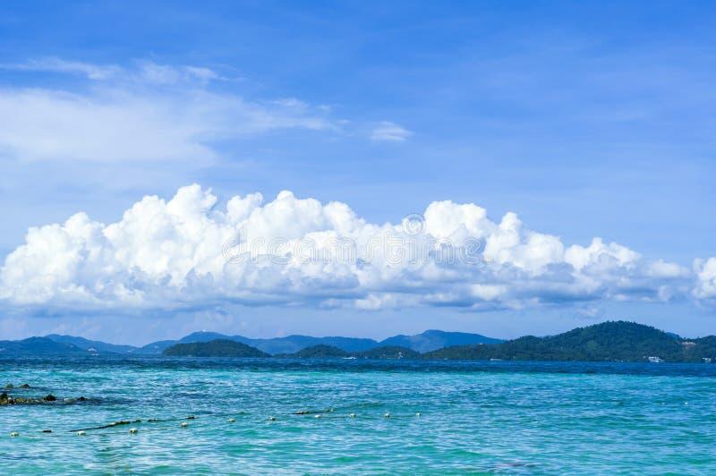 Isla de Phuket en Tailandia fotos de archivo
