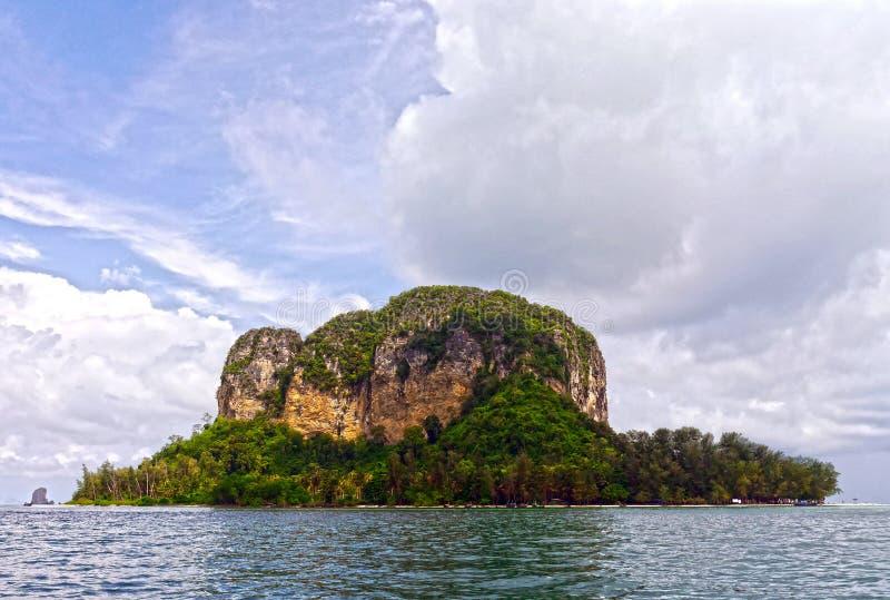 Isla de Poda, Tailandia foto de archivo