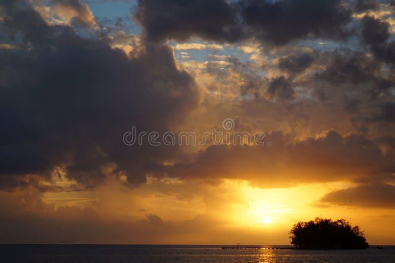 Isla de Ratones P r royaltyfri foto