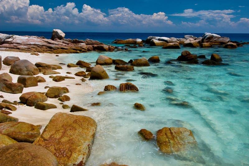 Isla de Redang imagenes de archivo