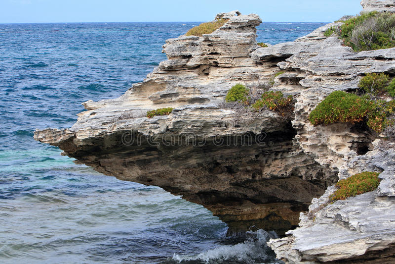 Isla de Rottnest, Australia occidental imagen de archivo libre de regalías