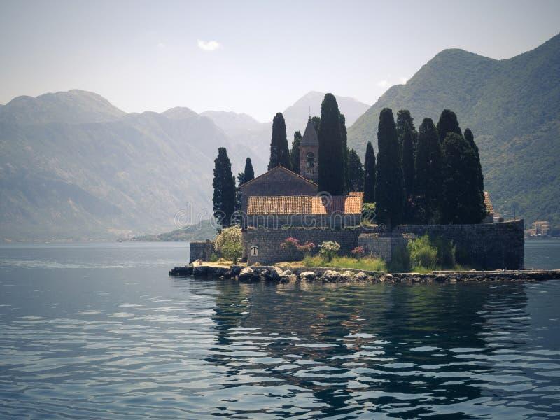Isla de San Jorge foto de archivo libre de regalías