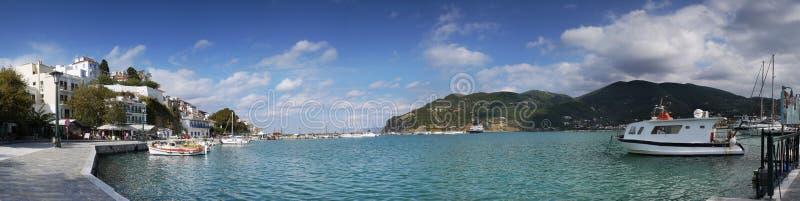 Isla de Skopelos, Grecia imágenes de archivo libres de regalías