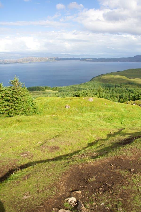 Isla de Skye fotografía de archivo libre de regalías