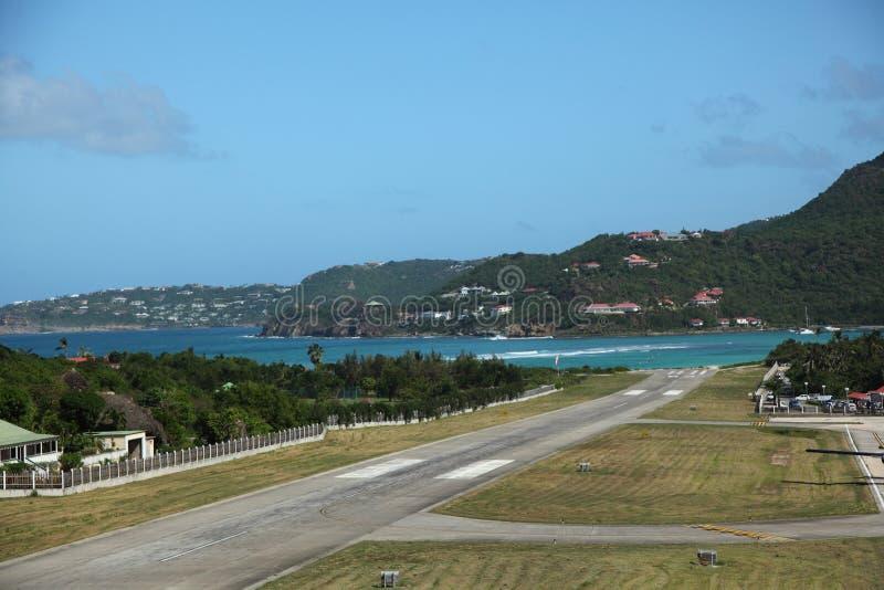 Isla de St Barthelemy, del Caribe foto de archivo libre de regalías
