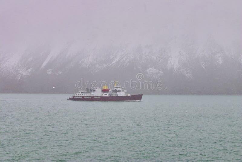 Isla de Svalbard imágenes de archivo libres de regalías