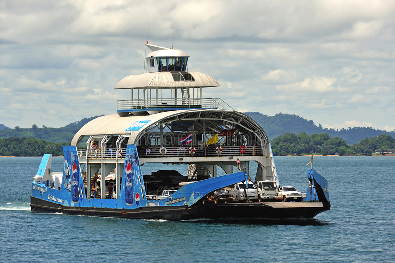 Isla de Tailandia Ko Chang foto de archivo libre de regalías