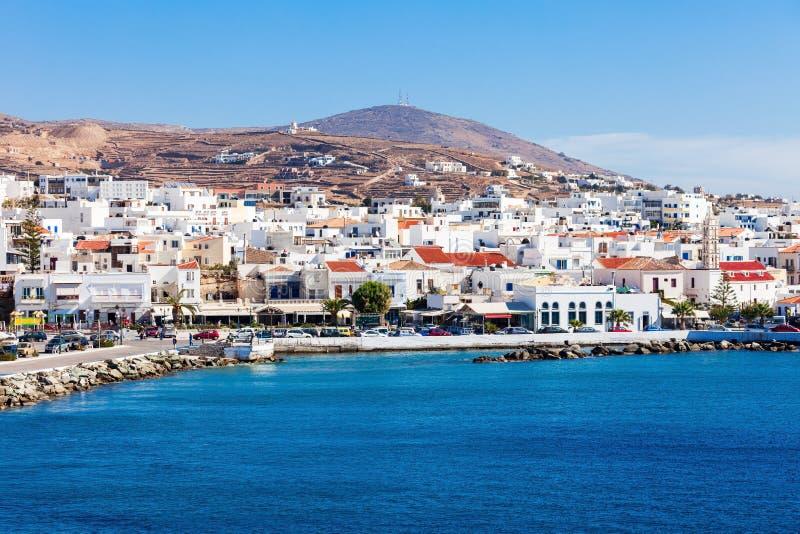 Isla de Tinos en Grecia imágenes de archivo libres de regalías