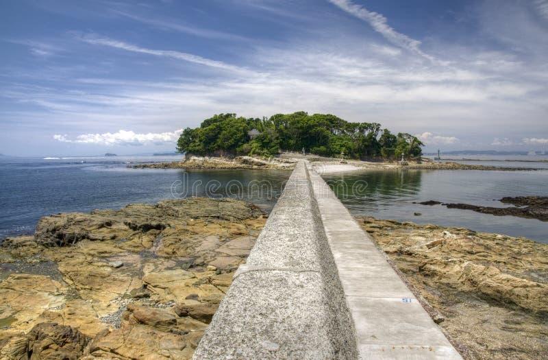 Isla de Tsutsujima, Japón fotografía de archivo libre de regalías