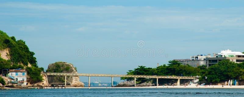 Isla de Viagem de la boa fotografía de archivo