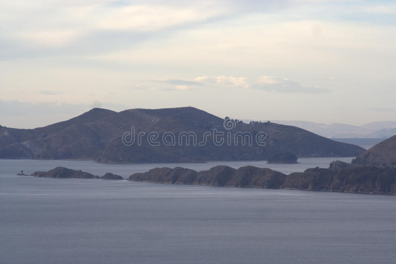 Download Isla del Sol stock image. Image of path, altitude, high - 14650539