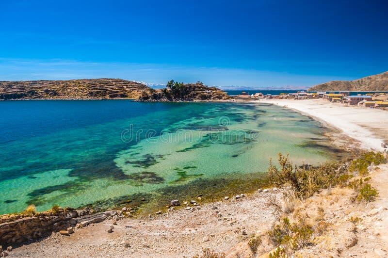 Titicaca jezioro (1) obraz stock