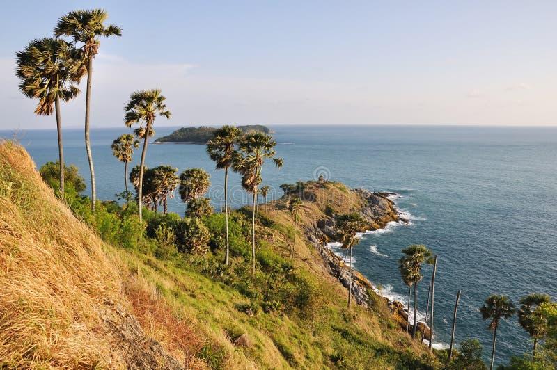 Isla en Tailandia foto de archivo libre de regalías