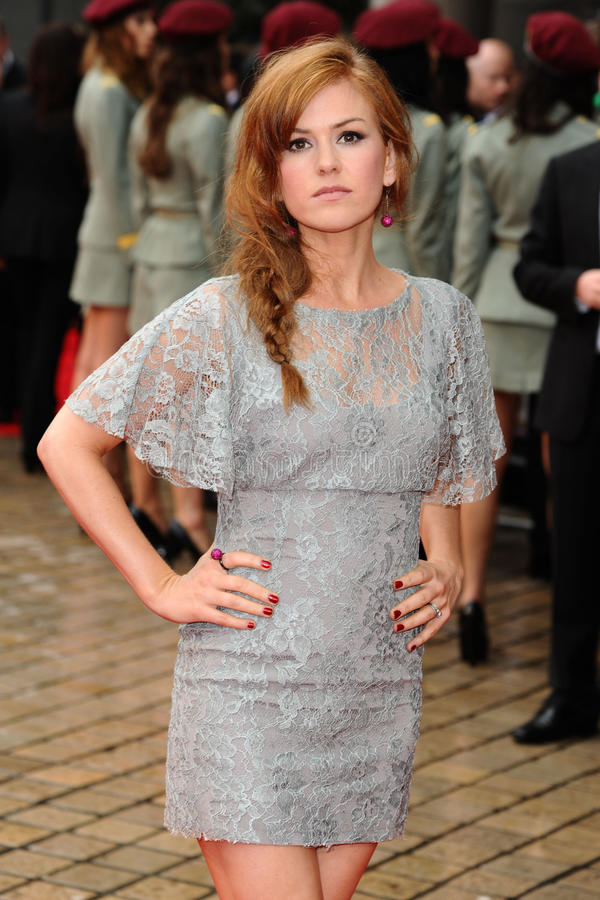 Isla Fisher photos libres de droits