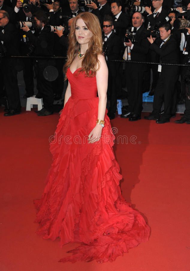 Isla Fisher images stock