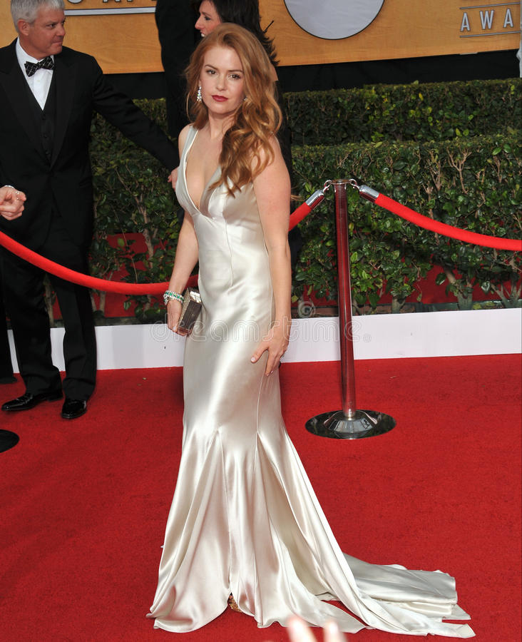 Isla Fisher images libres de droits