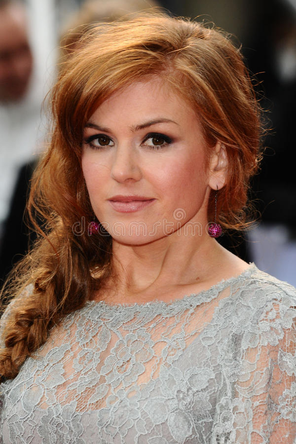 Isla Fisher, dictateurs, dictateurs photo stock