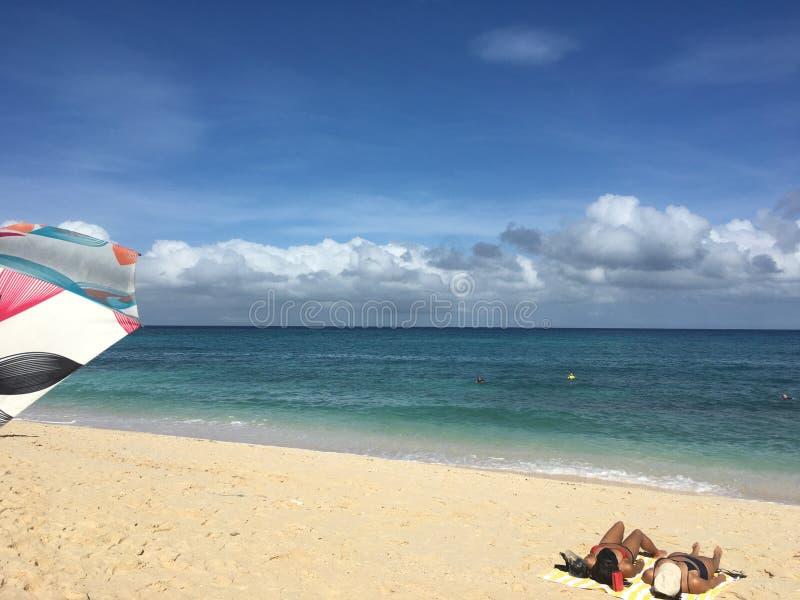 Isla hermosa de Boracay en Filipinas imagen de archivo