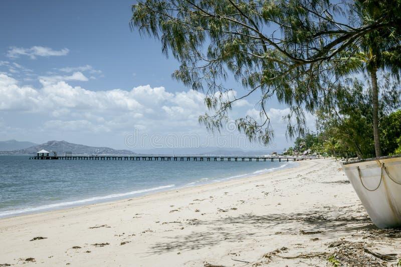 Isla magnética Australia fotos de archivo libres de regalías
