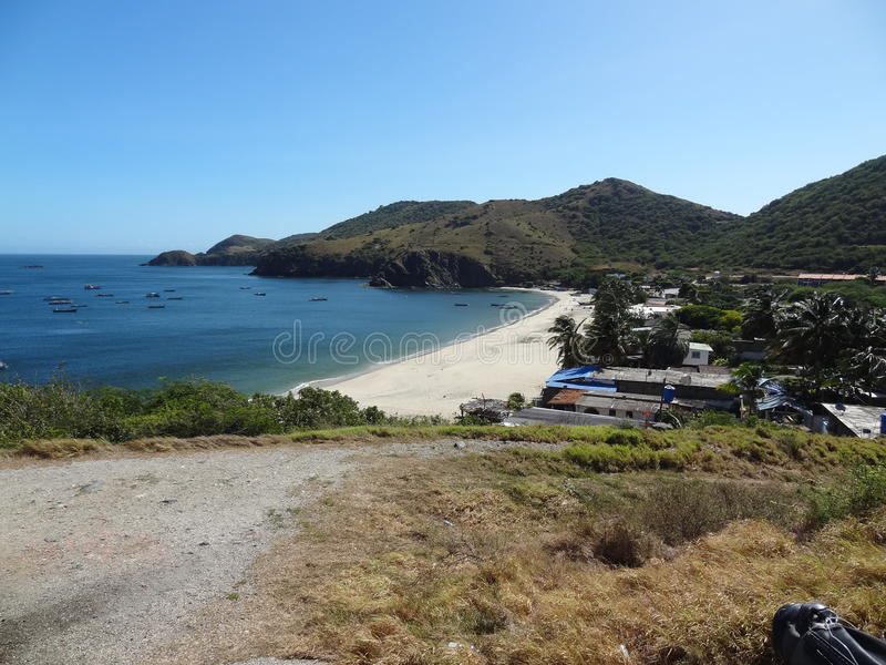 Isla Margarita fotografía de archivo