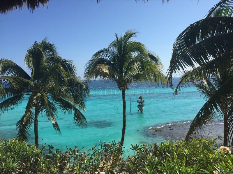 Isla Mujeres imágenes de archivo libres de regalías