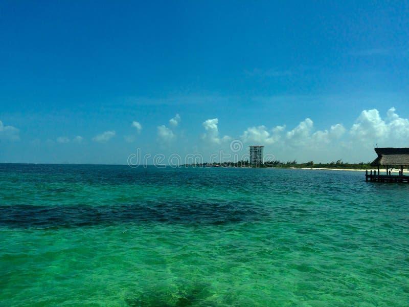 Isla Mujeres, Cancun, Μεξικό στοκ εικόνες με δικαίωμα ελεύθερης χρήσης