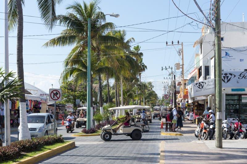 Isla Mujeres, Mexico royalty-vrije stock afbeelding