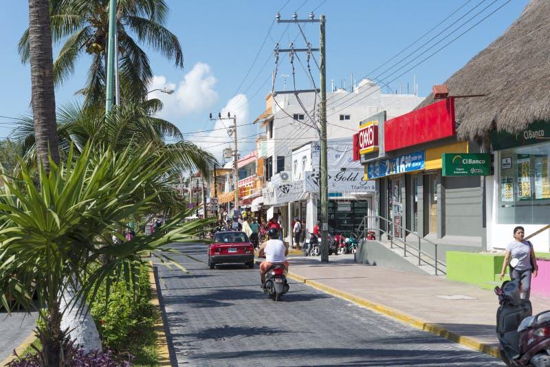Isla Mujeres, Mexico stock foto
