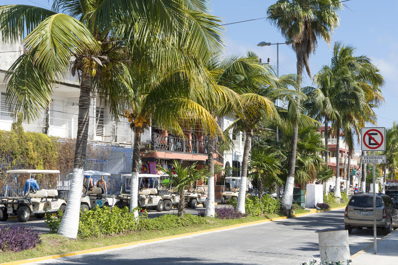 Isla Mujeres, Mexico royalty-vrije stock foto