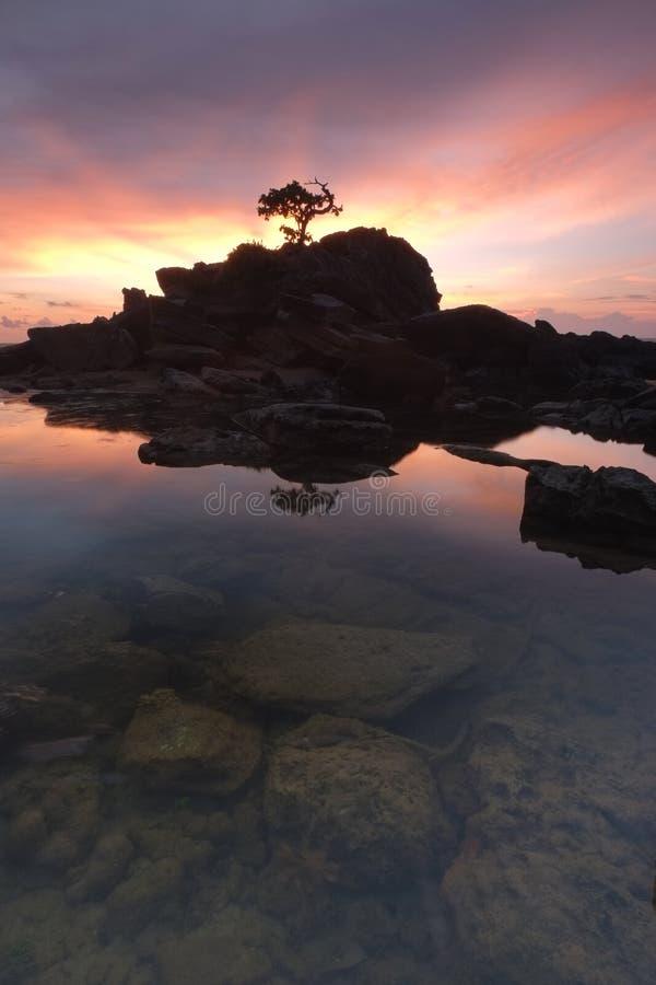 Isla náutica II de Twillight Labuan foto de archivo