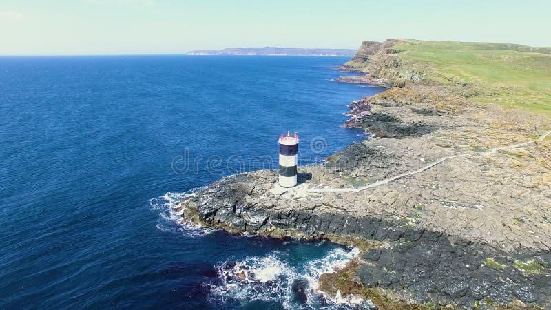 Isla Oc?ano Atl?ntico Antrim Irlanda del Norte de Rathlin imagen de archivo libre de regalías