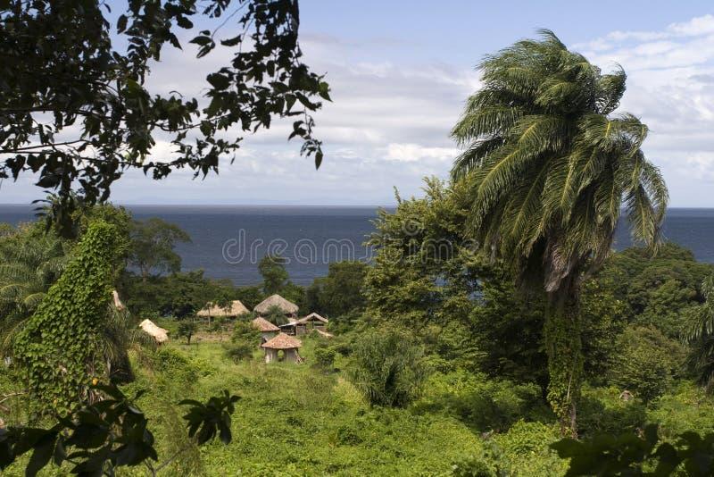 Isla Ometepe image libre de droits