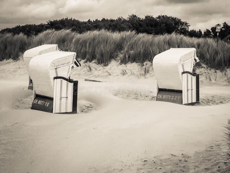 Isla Ruegen del mar Báltico imágenes de archivo libres de regalías