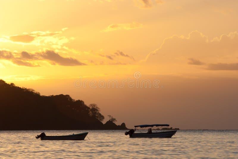 Isla Santa Catalina images libres de droits