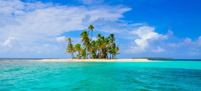 Isla tropical del para?so fotografía de archivo