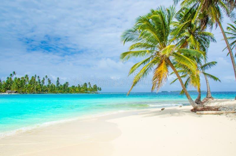 Isla tropical del para?so fotos de archivo