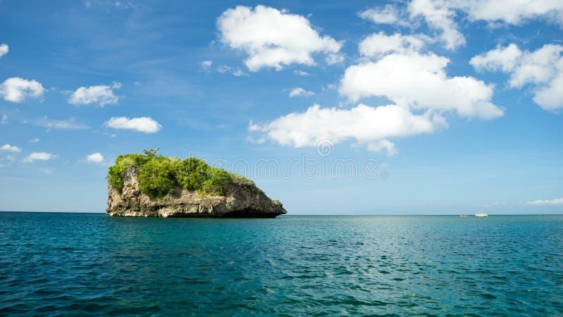 Isla tropical Filipinas fotos de archivo libres de regalías