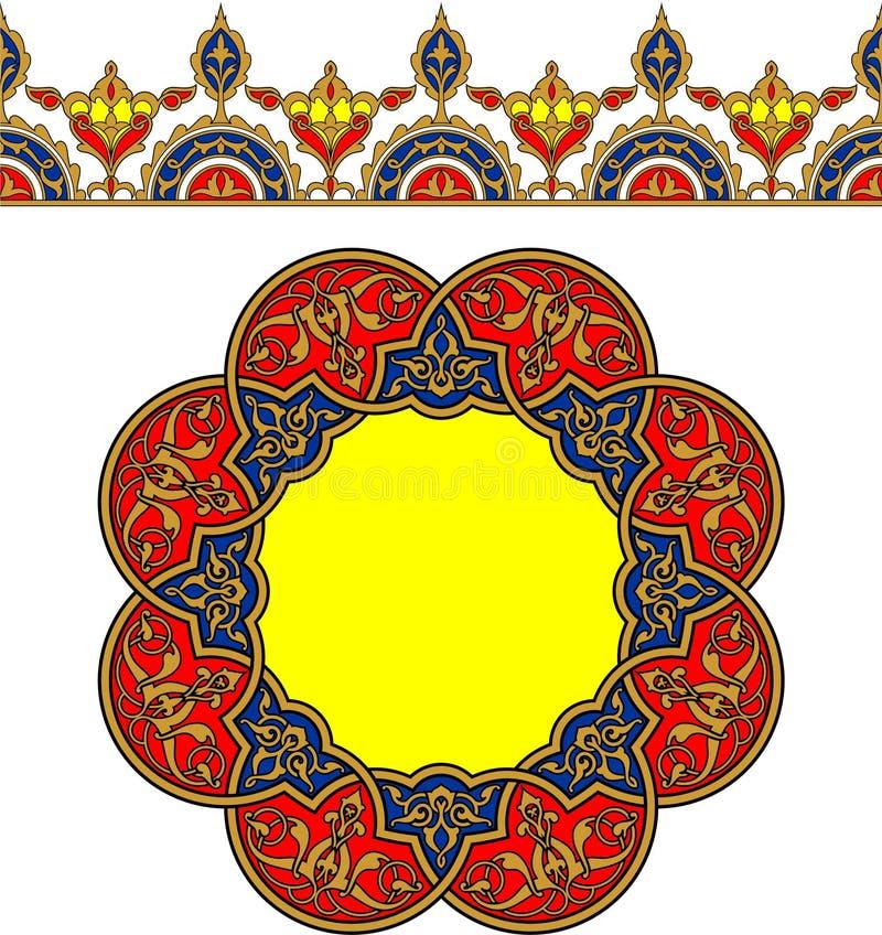 islam vektor illustrationer