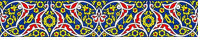 Download Islam border stock vector. Image of elegant, arabic, design - 15807630