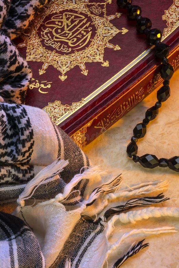Islam - Corán santo - Quran fotos de archivo