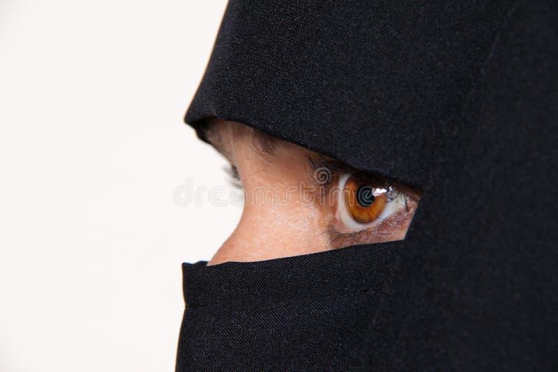 Islam della maschera di esempio. fotografia stock libera da diritti