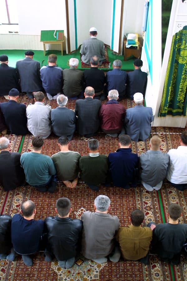 ISLAM IN EUROPA stockfotos