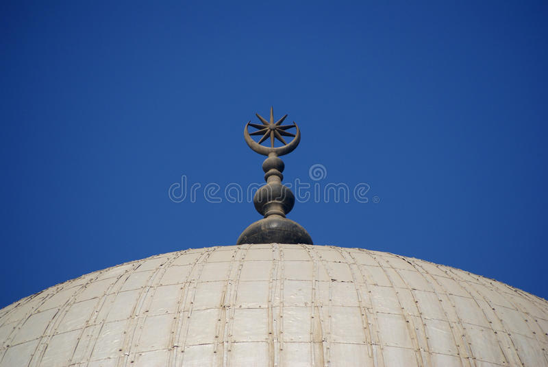 Islam półksiężyc obrazy stock