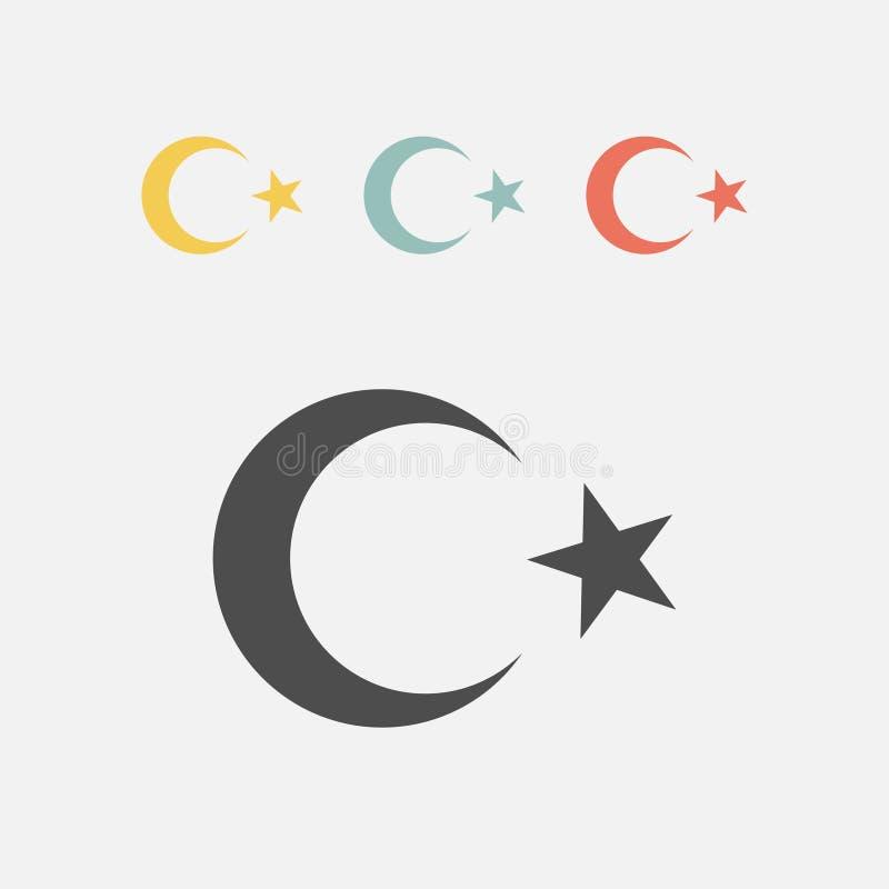 Islam Symbol Icon Stock Vector Illustration Of Religion 96741001