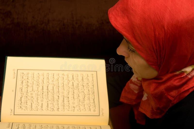 Islamfrau stockbild